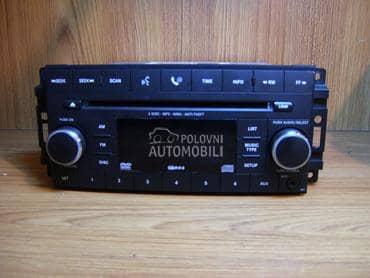 MP3 dvd za Chrysler
