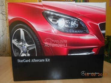 Auto kozmetika za Mercedes Benz