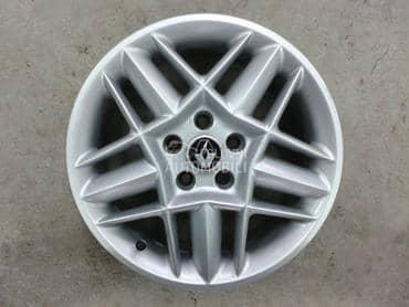 "Aluminijumske felne Reno,Ford,Pezo 16"" 5 x 108"