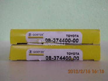 Karike za Toyota Corolla, Starlet