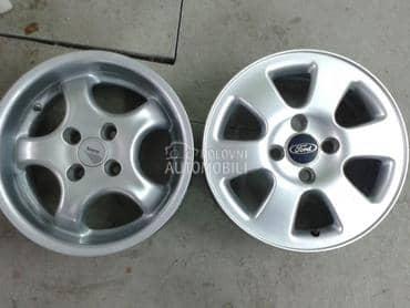 "Aluminijumske felne Ford, Mazda 2, Volvo 15"" 4 x 108"
