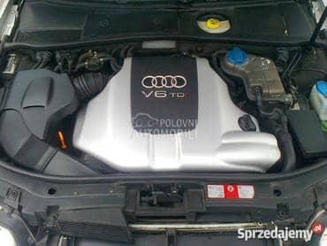 Motori 2.5 TDI za Audi A4, A6, A8