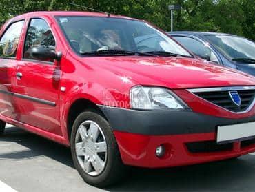 Delovi za Dacia Logan