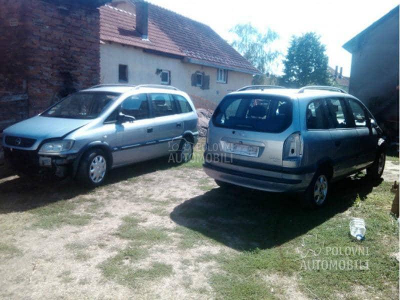 Delovi za Opel Zafira