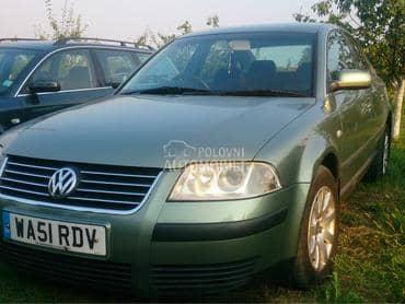 Dizne za Volkswagen Passat B5, Passat B5.5
