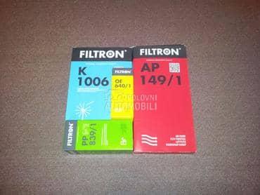 FILTRON filteri za sve modele za Alfa Romeo 145, 146, 147 ...