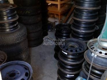 "Čelične felne Renault Clio Tvingo 15"" 4 x 100"