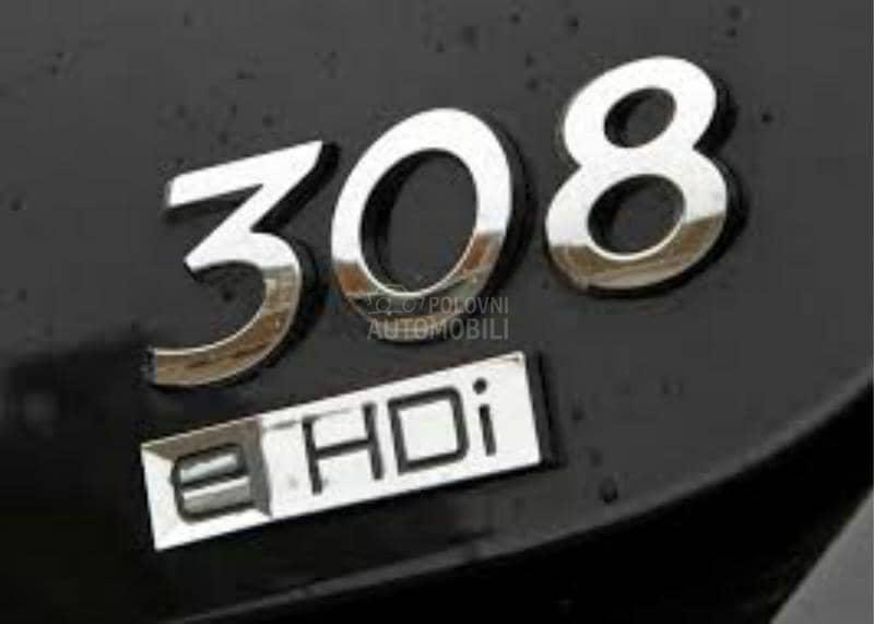 Delovi za Peugeot 308
