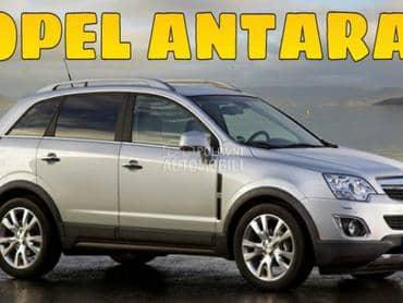 Opel Antara - kompletan auto u delovima