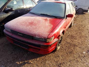 Toyota Corolla - kompletan auto u delovima