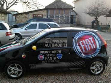 Motor za Fiat Punto