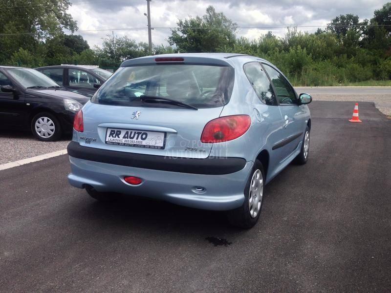 Peugeot 206 1.4HDI