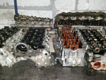 Glave motora za BMW 114, 116, 118 ...