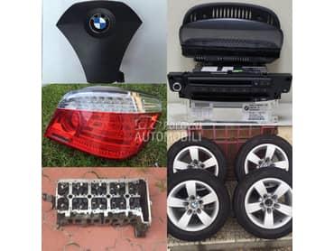 BMW 520 - kompletan auto u delovima