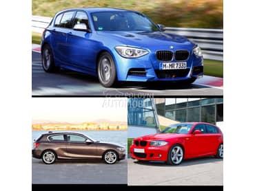 BMW serije 1 delovi