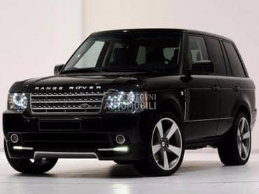 Motor u delovima za Land Rover Range Rover