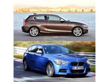 BMW 1 F20 F21 delovi