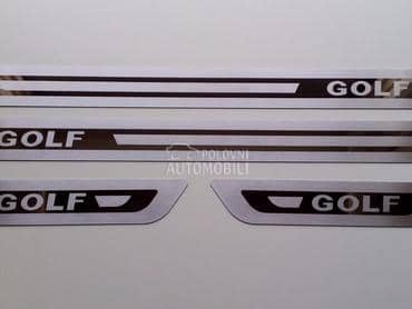 Lajsne za pragove za Volkswagen Golf 6
