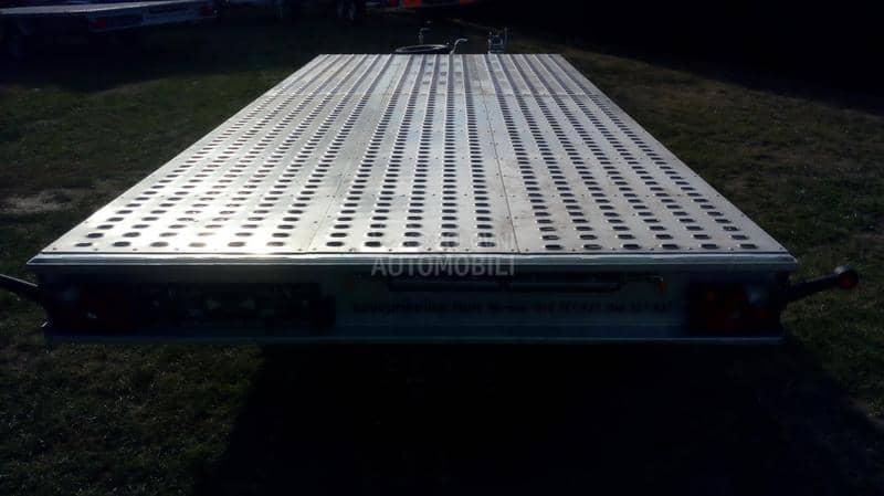 Niewiadow 5x2,1m 3,5t platform