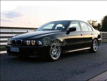 BMW 5 E39 delovi