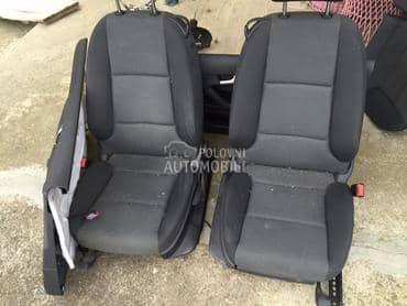 Sedista za Audi A3, A4, A6 ...