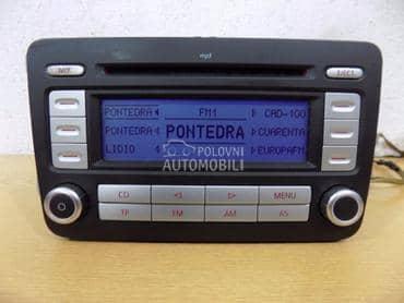 Radio cd za Volkswagen EOS, Golf 5, Golf Plus ...