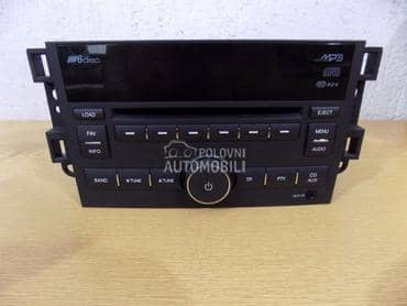 Fabricki cdmp3 za Chevrolet Aveo