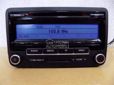 CD MP3 RADIO za Volkswagen Caddy, EOS, Golf 5 ...