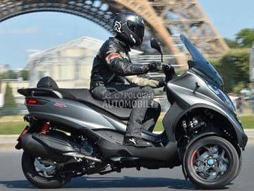 Piaggio MP3 350 LT ABS/ABS SPORT
