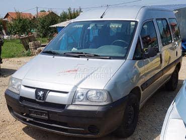 Peugeot Expert 2006. god. - kompletan auto u delovima