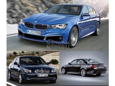 Delovi za BMW Serija 5