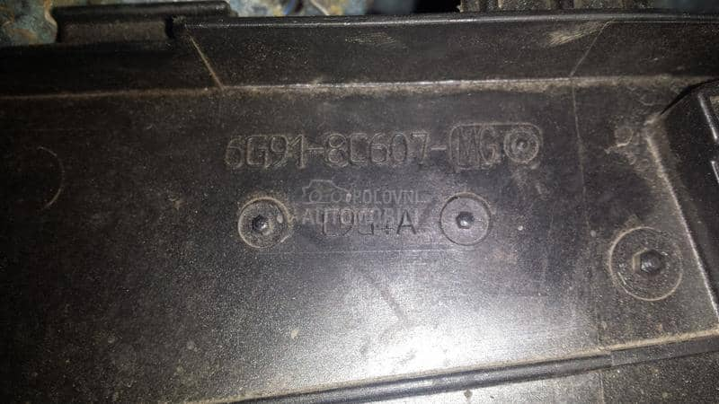 Ventilator motora
