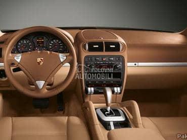 Porsche Cayenne - kompletan auto u delovima