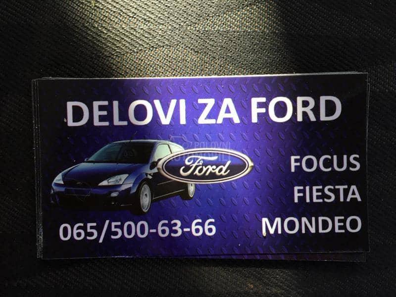 Delovi za Ford vozila
