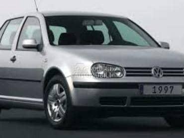 Spojler branika za Volkswagen Golf 4