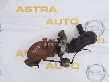 Turbina 2.0 DTI za Opel Astra G