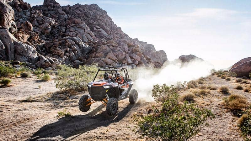 Polaris RZR TURBO 168ks