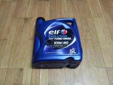 ELF Evolution700 Turbo Diesel