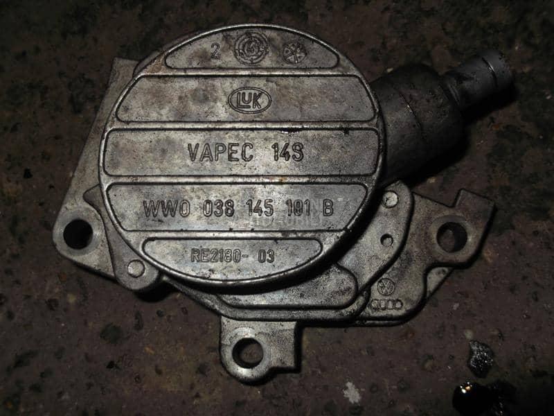 Tandem pumpa
