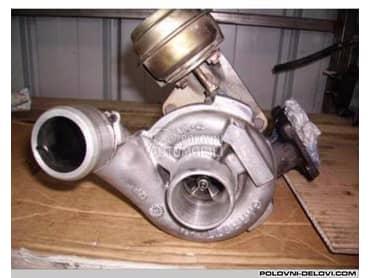 Turbina 1.9 JTD 85kw za Fiat Stilo