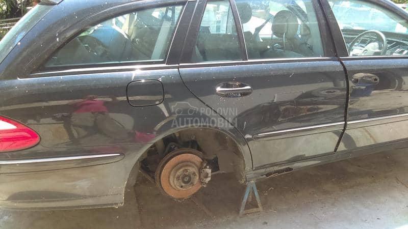 Delovi za Mercedes Benz E Klasa