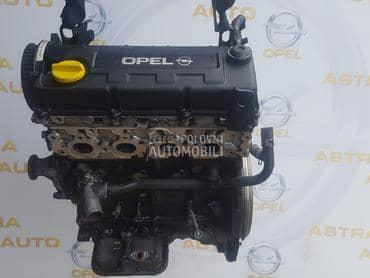 Motor 1.7 DTI za Opel Astra G