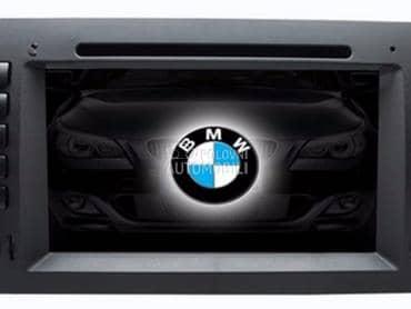 Multimedija za BMW 518, 520, 523 ...