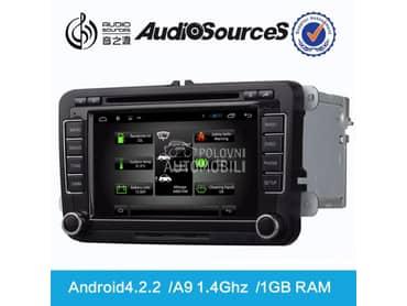 Multimedija, android za Volkswagen Amarok, Bora, Buba ...