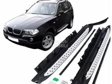 Pragovi za BMW X3