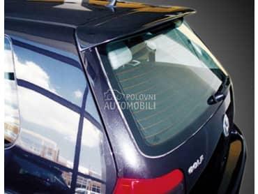 Spojler kacket za Volkswagen Golf 4
