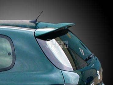 Spojler kacket za Peugeot 307