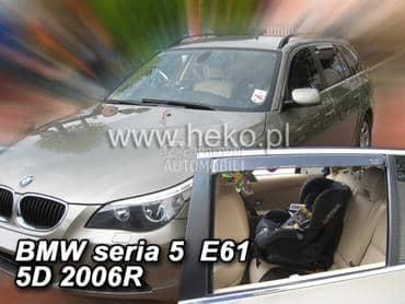 Bocni vetrobrani za BMW 114, 116, 118 ...