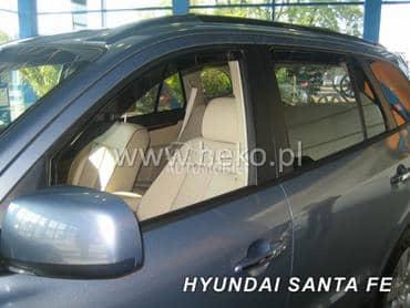 Bocni vetrobrani za Hyundai Accent, Atos, Elantra ...