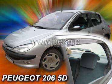 Bocni vetrobrani za Peugeot 104, 106, 107 ...